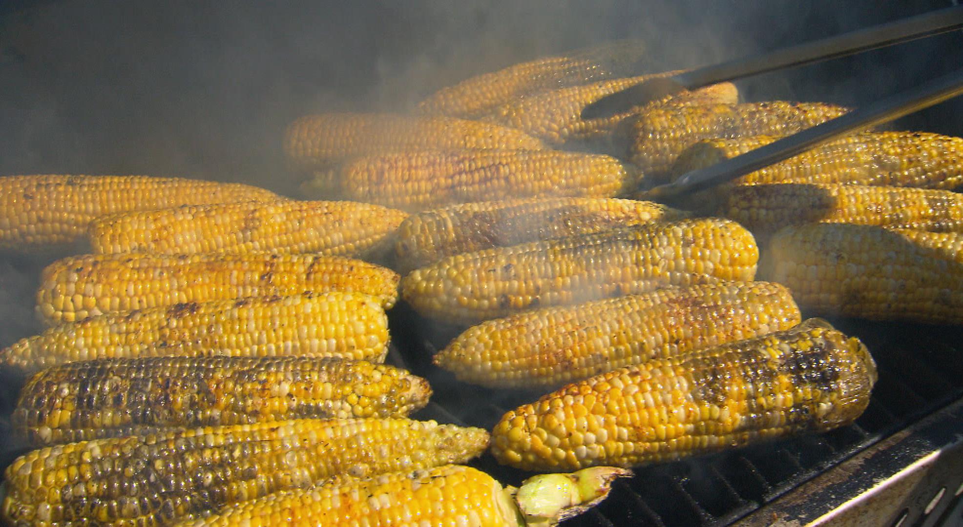 corngrilling
